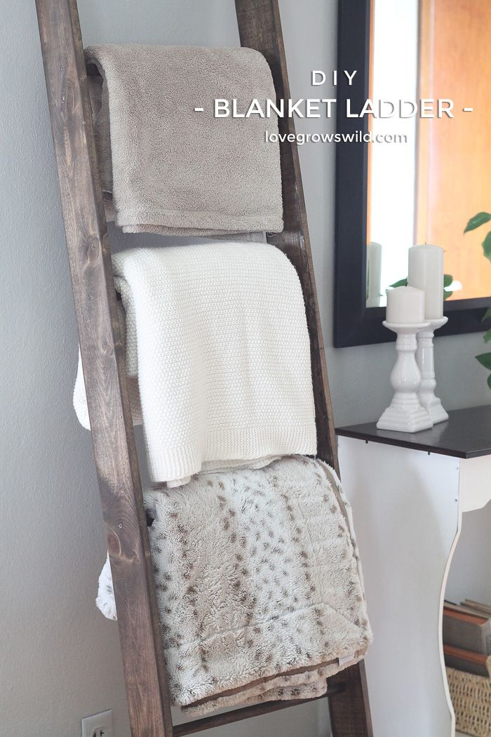 kép forrása: http://lovegrowswild.com/2014/06/diy-blanket-ladder/