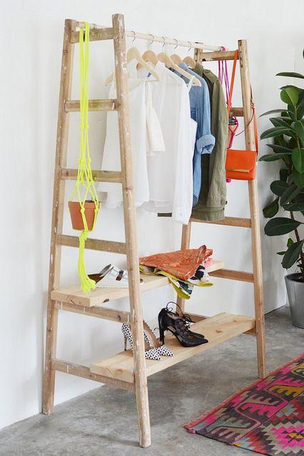 kép forrása: http://www.ideasdiy.com/manualidades-decoracion/como-hacer-un-burro-o-perchero-para-la-ropa-casero/