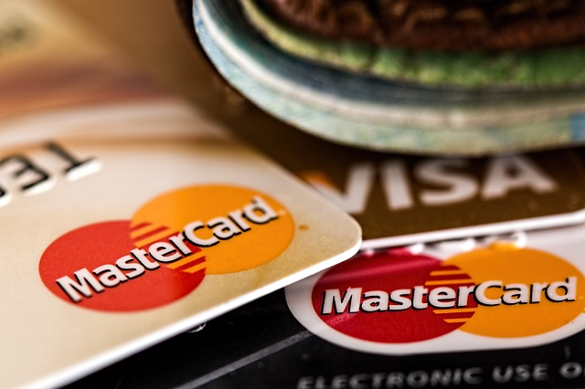 Mastercard bankkártya