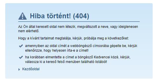 Erste Netbank demó felülete nem működik